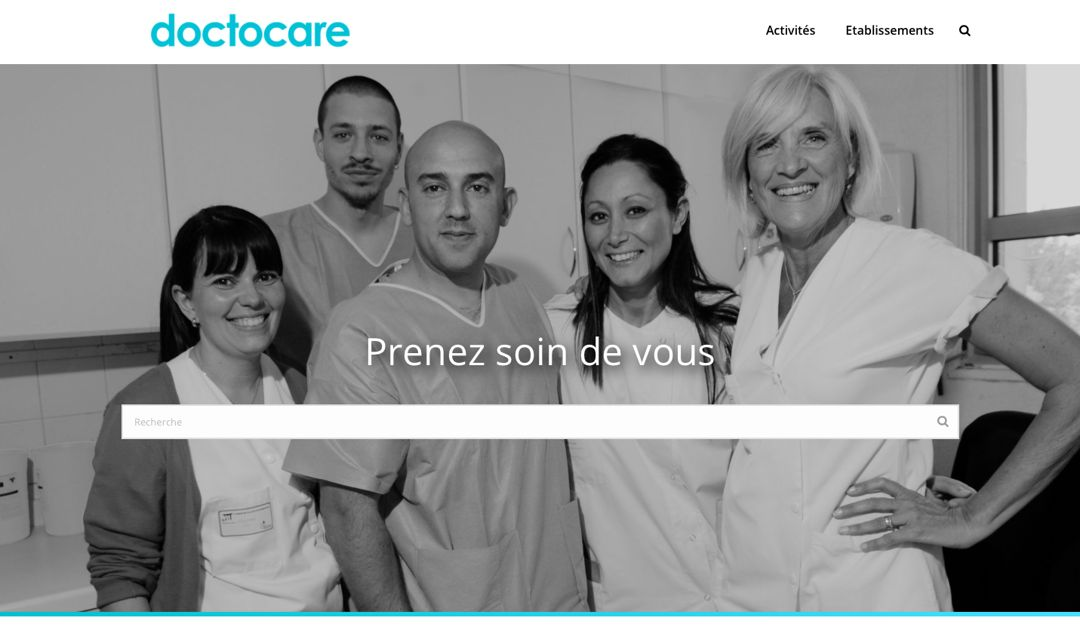 Doctocare lancement