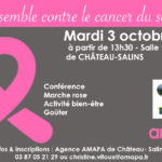 Amapa octobre rose 2017